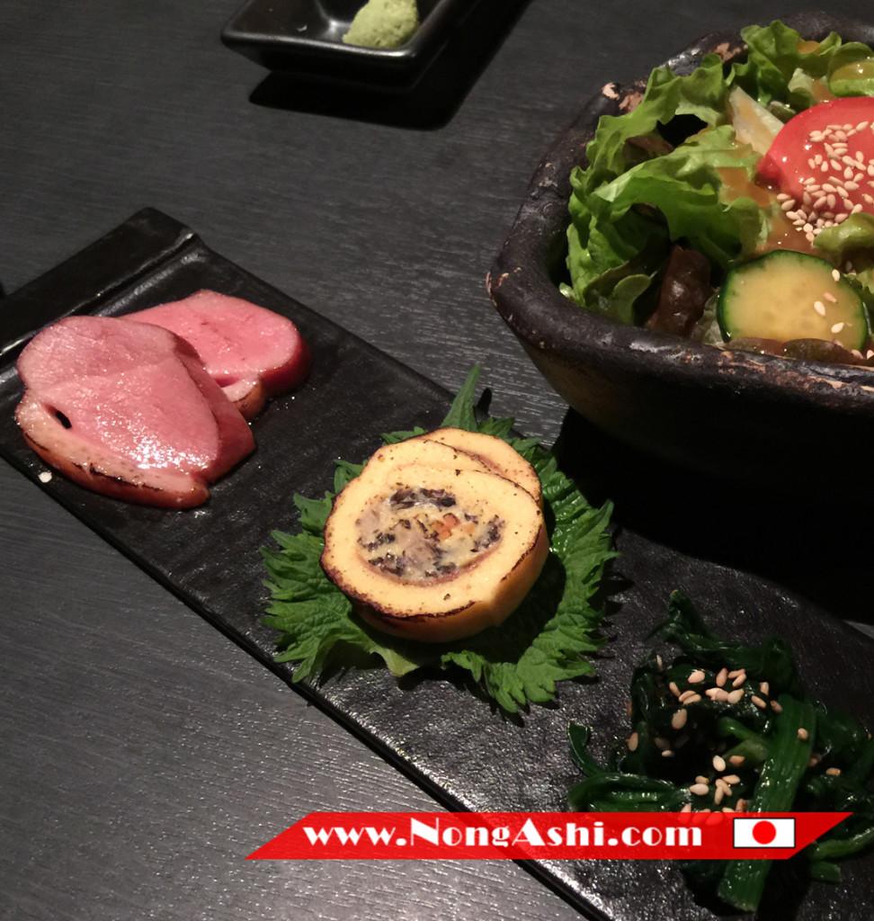 Matsusakagyu-appetizer